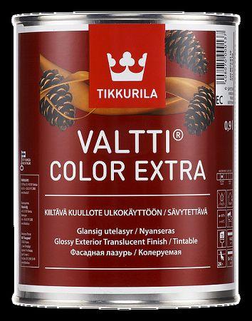 Tikkurila Valtti Color Extra - hrubovrstvová lazúra na drevo (ZÁKAZKOVÉ MIEŠANIE) - TVT 5087 - Poro - 9 L