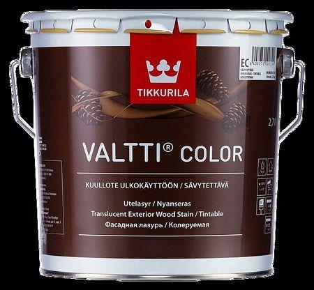 Tikkurila Valtti Color - tenkovrstvová lazúra na drevo (ZÁKAZKOVÉ MIEŠANIE) - TVT 5080 - Vasa - 0,9 L